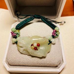 Authentic jade bracelet